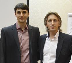 Сергей Шевченко и Евгений Дейнеко