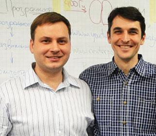 Николай Латанский и Сергей Шевченко