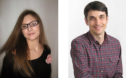 Екатерина Долинская и Сергей Шевченко