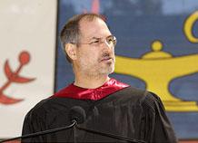 Речь Стива Джобса перед выпускниками Стэнфордского университета в 2005 году.