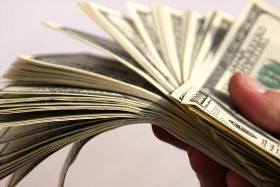 9.Слабая коммерческая «жилка», которая «делает» деньги