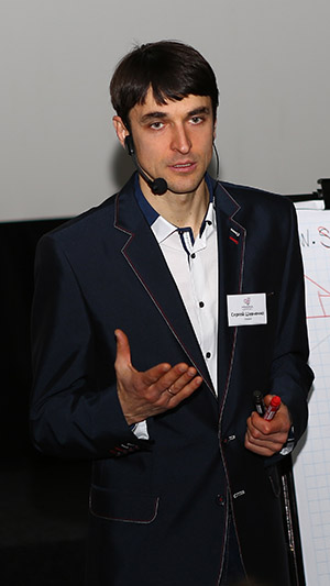 Сергей Шевченко, бизнес тренер, коуч