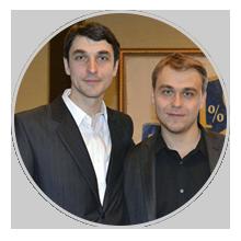 Сергей Шевченко и Иван Зимбицкий